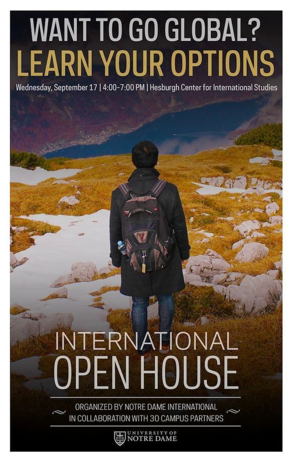 International Open House 2014
