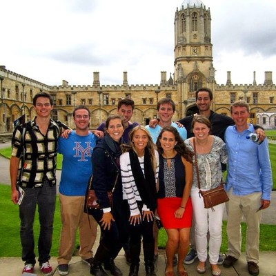 Terpening London Study Abroad photos