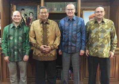 SBY Visit December 2015