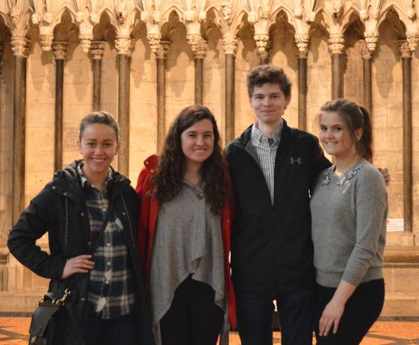 Kennedy Scholars