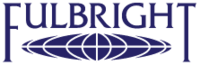 Fulbright Logoblu
