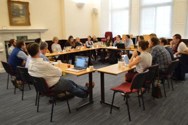 A Global Dome Exchange Program Workshop