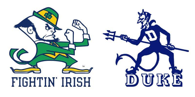 Game-watch: Notre Dame Fighting Irish vs. Duke Blue Devils ...