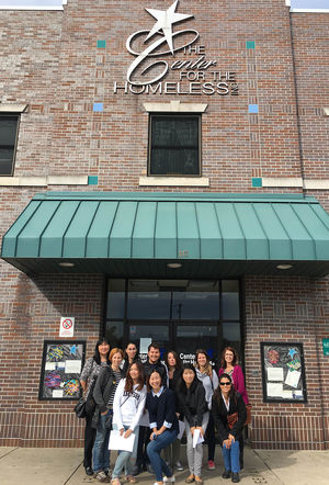 Issa Esl At The Center For The Homeless 09 26 2016