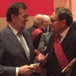Felipe Fernandez Armesto And Mariano Rajoy