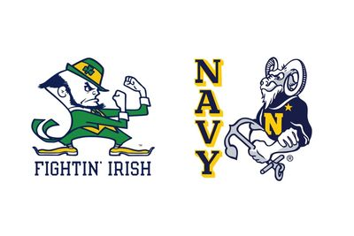 Fighting Irish Vs Midshipmen
