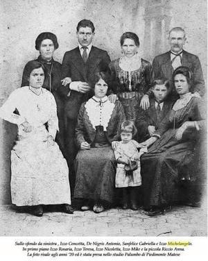 Famiglia Izzo
