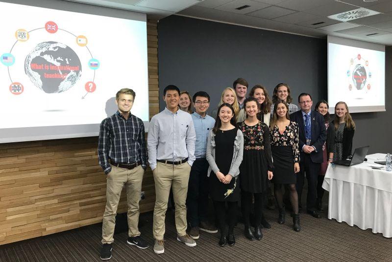 6 Students Presenting At Go Bilingual