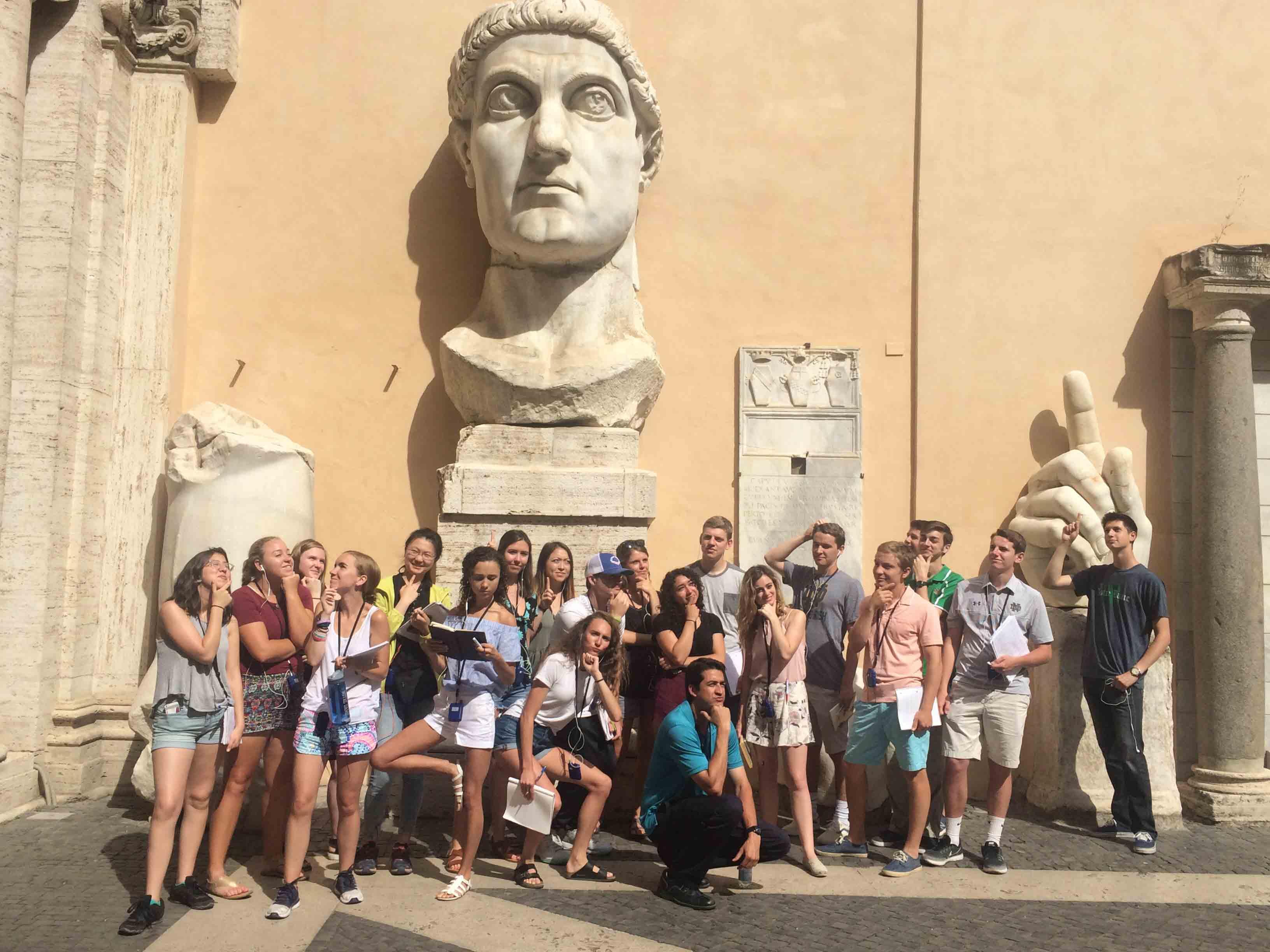 Mentis Magnitudine Rome 2017 Rome Summer Programbis