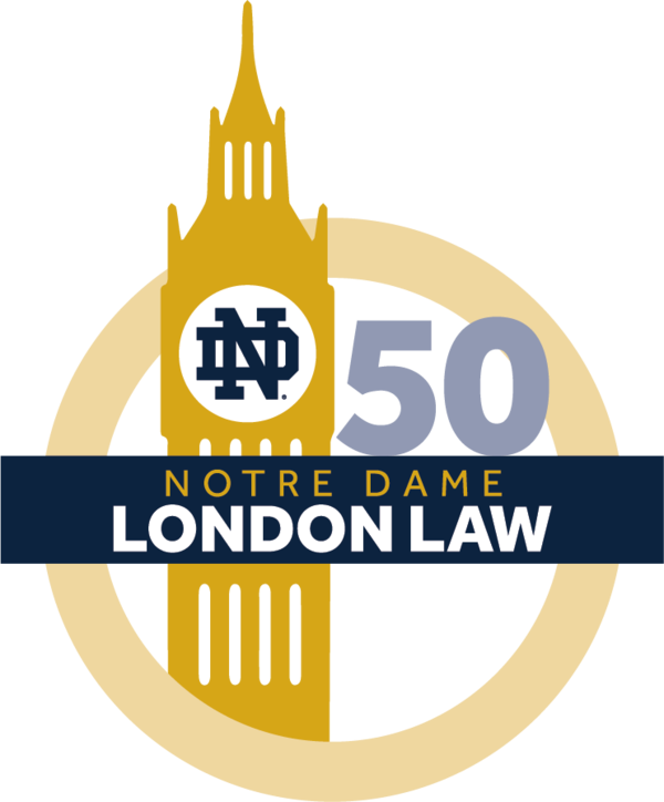 Notre Dame London Law at 50