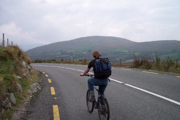 Cycling On N 71